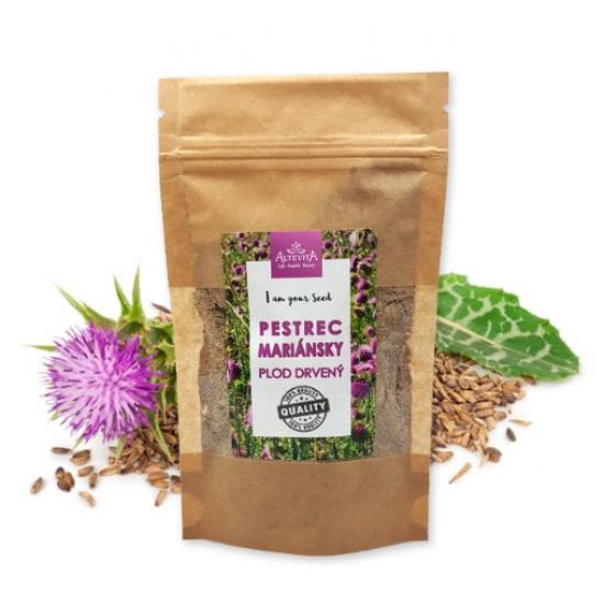 Altevita Pestrec mariánsky - plod drvený (jemný) 300 g