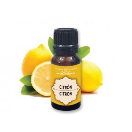 Altevita 100% esenciálny olej Citrón - olej sústredenia a čistoty 10ml
