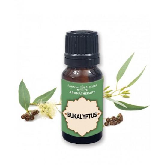 Altevita 100% esenciálny olej Eukalyptus - olej zdravia 10ml