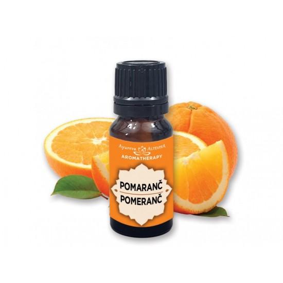 Altevita 100% esenciálny olej Pomaranč - Olej optimizmu 10ml