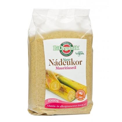 BiOrganik Natur Trstinový cukor z Maurícia 1000g