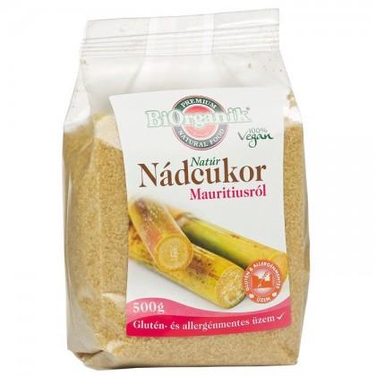 BiOrganik Natur Trstinový cukor z Maurícia 500g