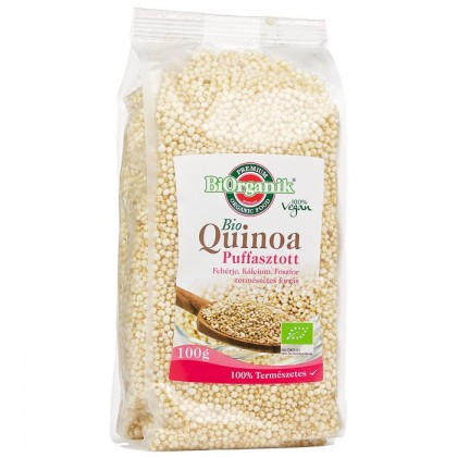 BiOrganik BIO Quinoa pufovaná 100g