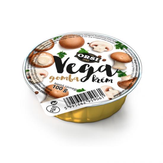 Orsi Veganská nátierka hríbová - 100g