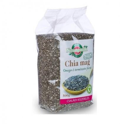 Naturmind Chia semienka 500g