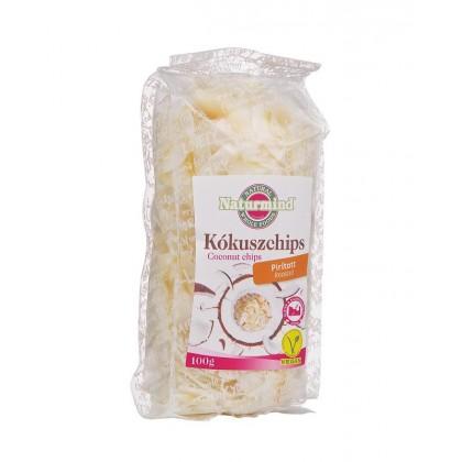 Naturmind Kokosové chipsy pražené 100 g