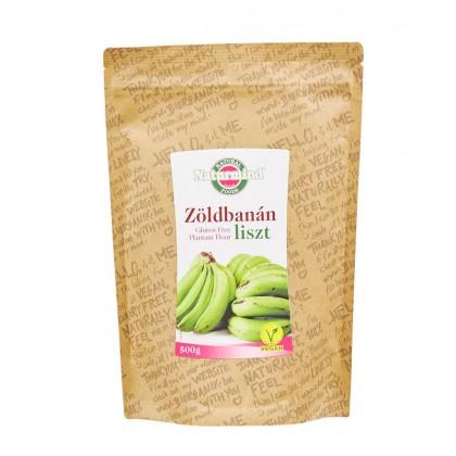 Naturmind Múka zo zelených banánov 500g