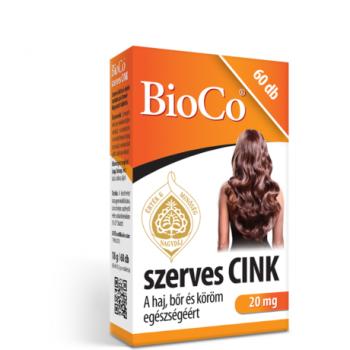 BioCo Organický ZINOK 60ks