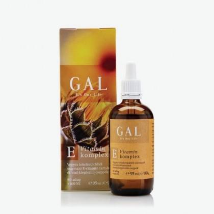 GAL Vitamín E komplex
