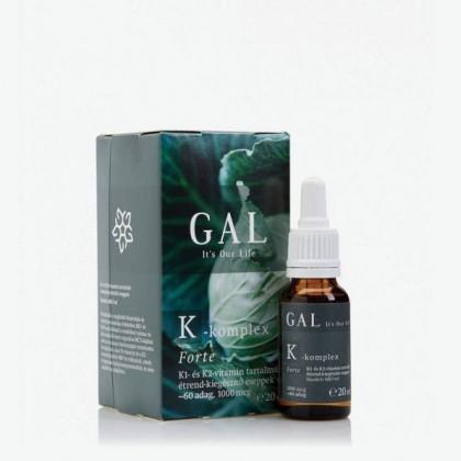 GAL K komplex (vitamíny K1+K2)