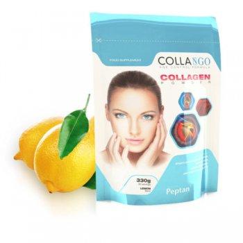 Kolagénový prášok citrónový 330g (Collango)