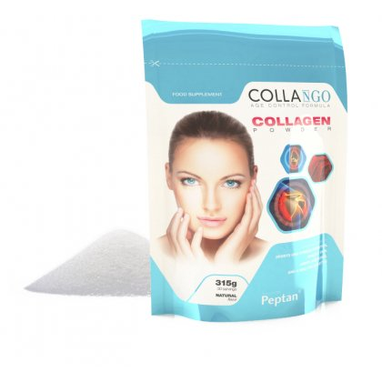 Kolagénový prášok natúr 315g (Collango)