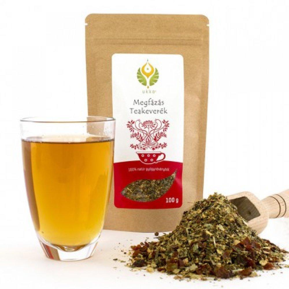 Ukko tea Bylinková čajová zmes na prechladnutie 100g