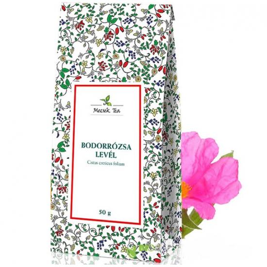 Mecsek Bylinný čaj Cistus (Cistus incanus)-list - 50g