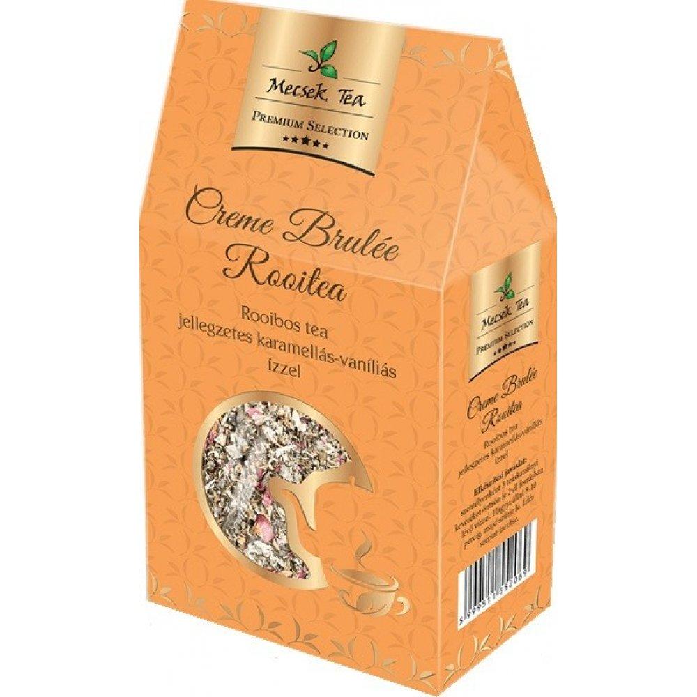 Mecsek Čaj Creme Brulée Rooitea 80g
