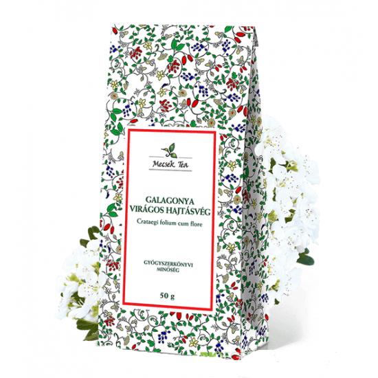 Mecsek Bylinný čaj Hloh obyčajný list+kvet 50g