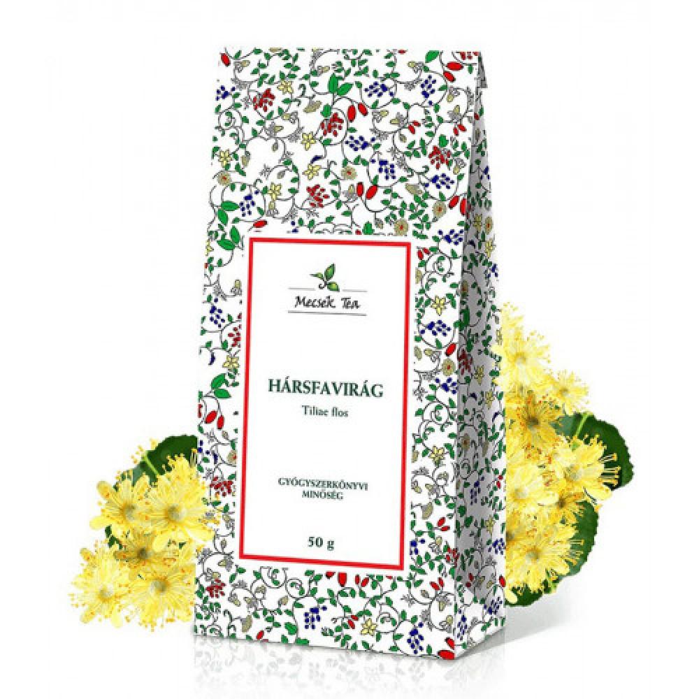 Mecsek Bylinný čaj Lipový kvet 50g