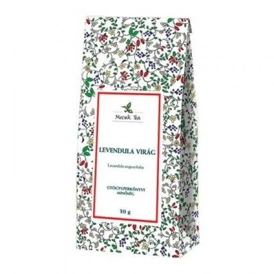 Mecsek Bylinný čaj Levanduľa úzkolistá - kvet 30g