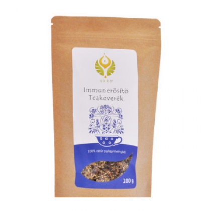 Ukko tea Bylinková čajová zmes na posilnenie imunity 100g