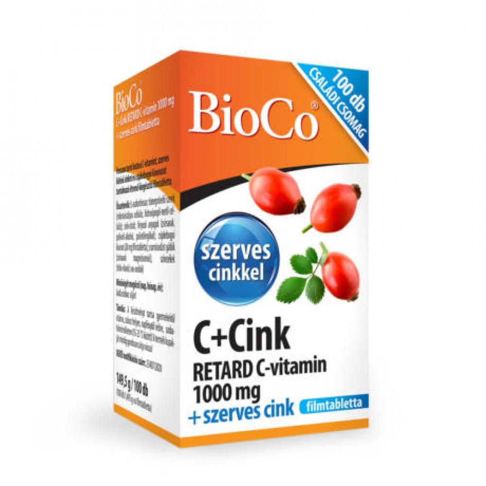 BioCo  C+Zinok  100tbl – rodinné balenie