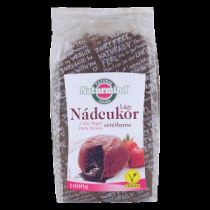 Naturmind Trstinový cukor jemný tmavohnedý 1000g